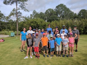 Jr Golf Camp